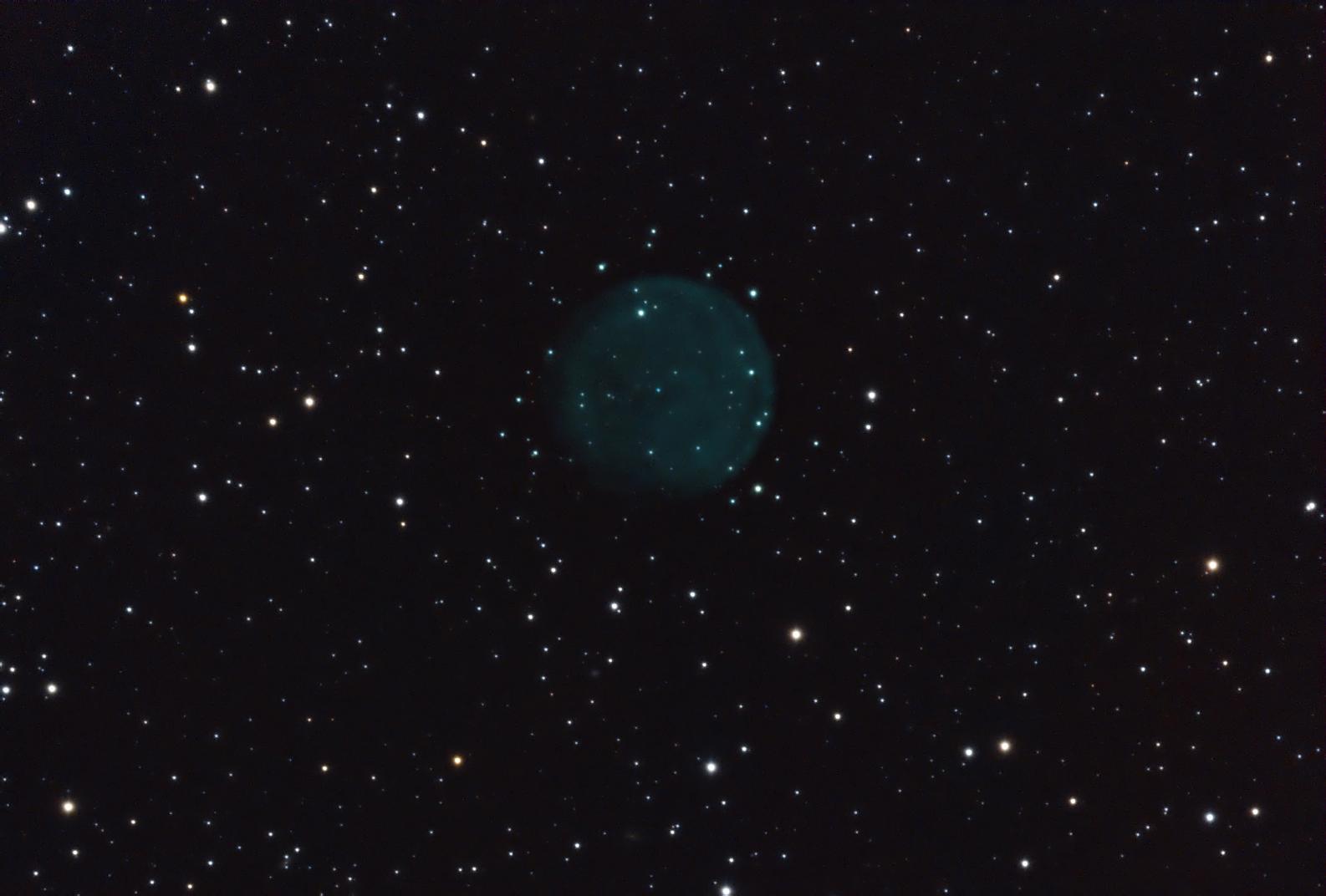 Abell 61 Planetary Nebula
