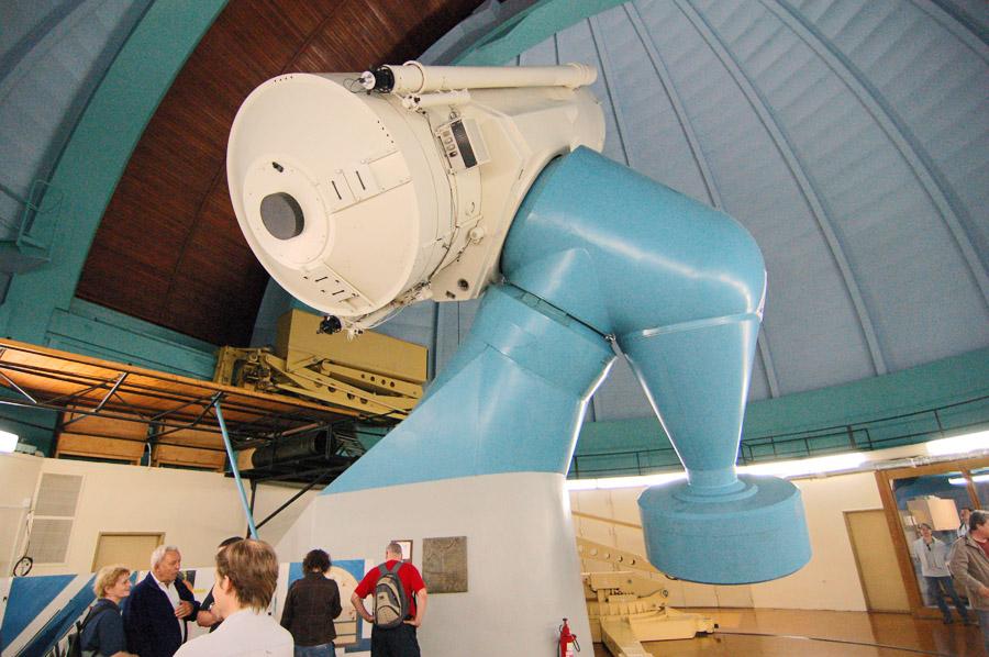 2 m Zeiss Telescope in Ondrejov Observatory